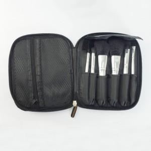 Travel set of 6-piece set of Makeup Brush