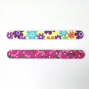 Colourful Nail file