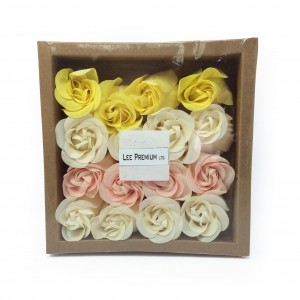 Flower Shape Soap