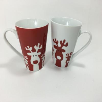 Porcelain mug (AB grade)