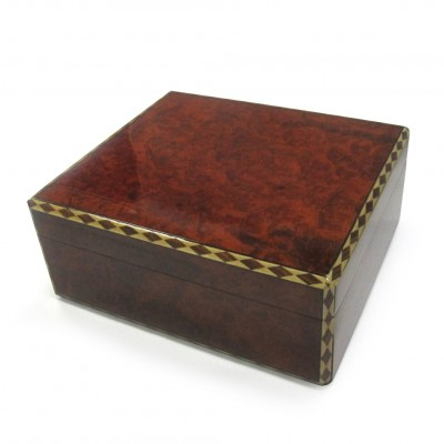 Wooden liquor box
